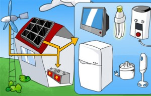 Autoabastecimiento energetico
